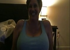 Sex Appeal BBW mature with huge tits getting nailed