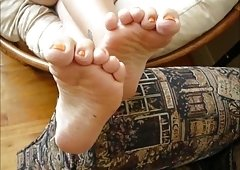 immaculate toes