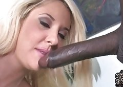 Sex Appeal young wife creampied by darksome in front of hubby