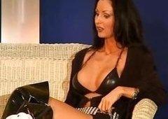 Hawt German babe acquires fucked  DBM Video