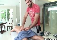 Naughty bald dude getting butt destroyed part6