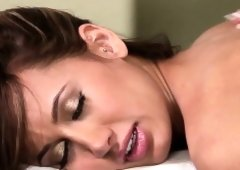 Sexy les pussy massage
